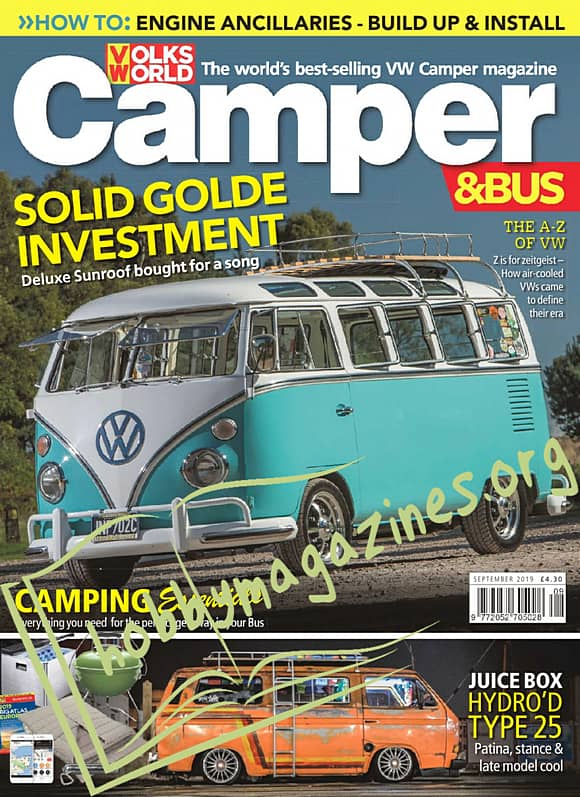 VW Camper & Bus - September 2019