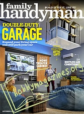 The Family Handyman - September 2019