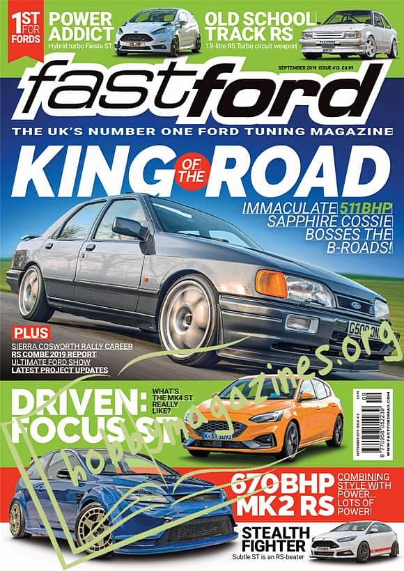 Fast Ford - September 2019