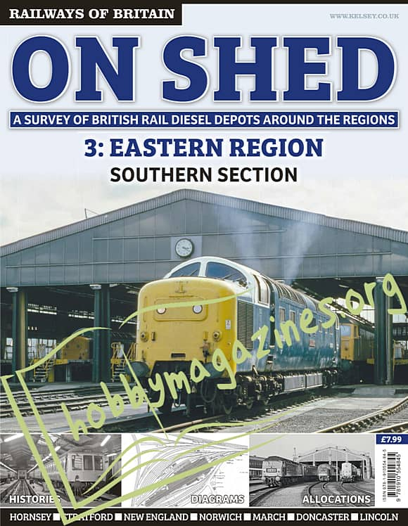 On Shed Issue 3 - Eastern Region