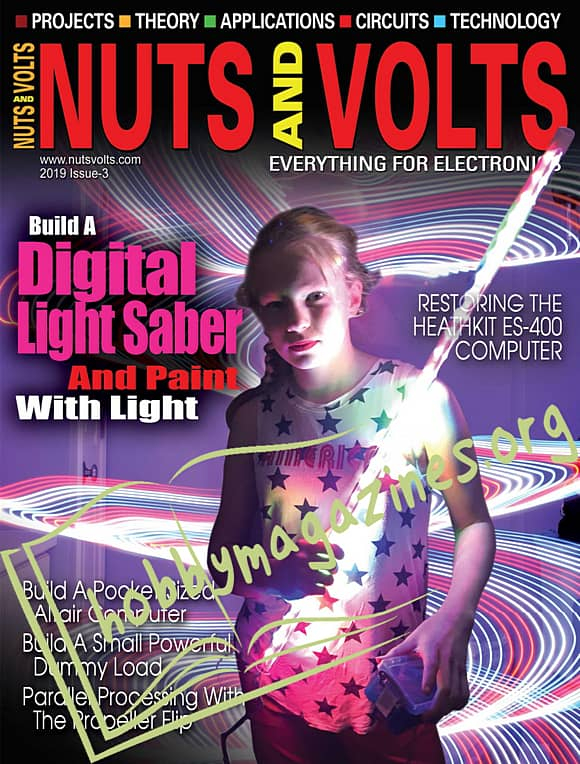 Nuts and Volts Issue 3 2019
