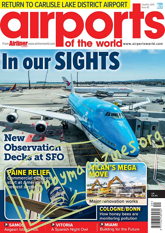 Airports of the World - September-October 2019
