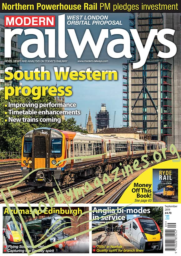Modern Railways -September 2019