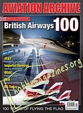 Aeroplane Collector's Archive - British Airways 100