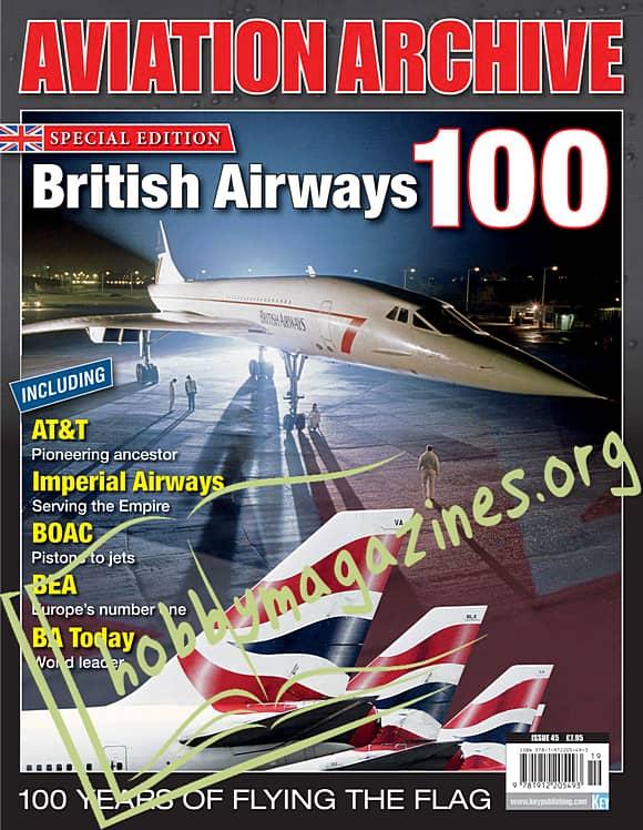 Aeroplane Collector's Archive - British Airways 100
