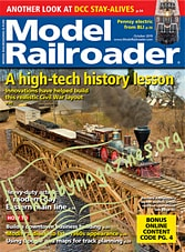 Model Railroader - October 2019