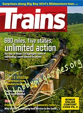 Trains - October 2019