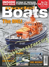Model Boats - October 2019