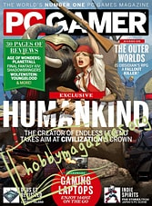 PC Gamer - October 2019