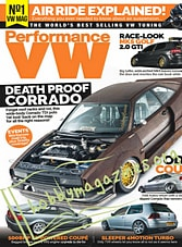Performance VW - October 2019