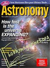 Astronomy - June 2019