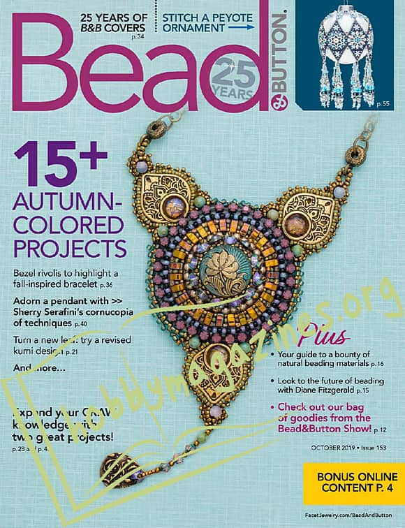 Bead & Button - October 2019