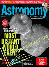 Astronomy - August 2019