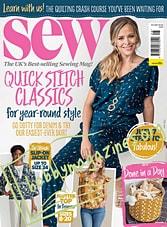 Sew – October 2019