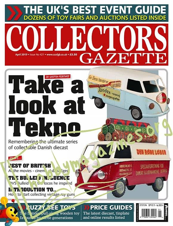 Collectors Gazette April 2019