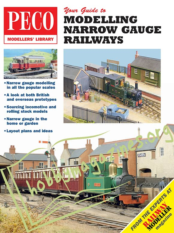 Peco Modellers' Library Your Guide to Narrow Gauge Railways