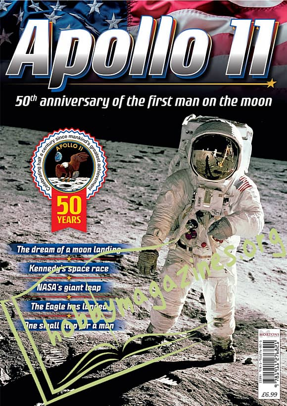 Apollo 11 – 50th Anniversary of the First Man on the Moon