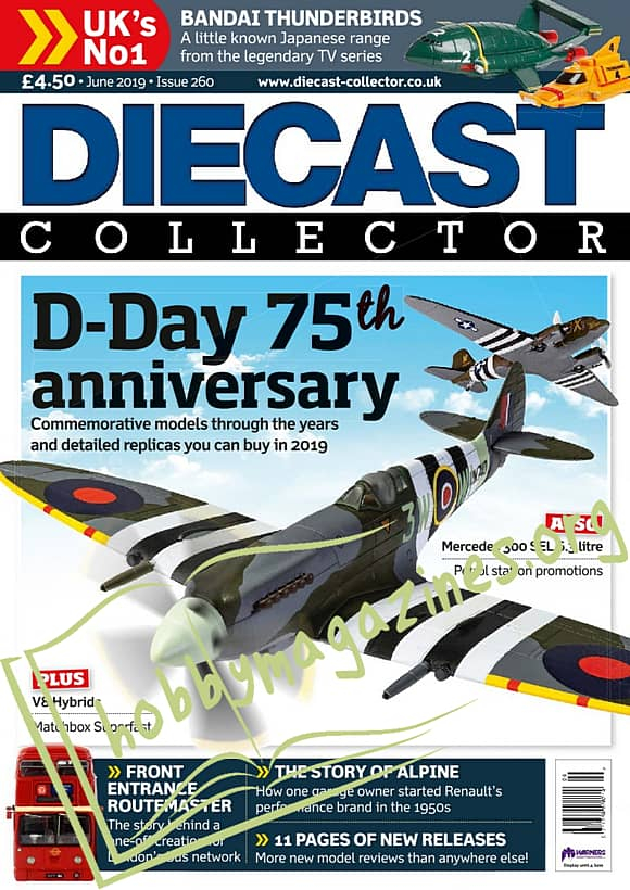 Diecast Collector - June 2019
