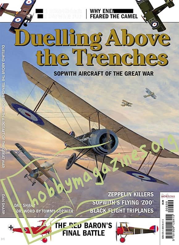 Duelling Above the Trenches: Sopwith Aircraft of the Great War