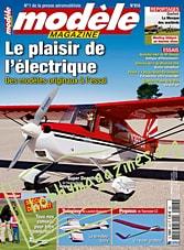 Modèle Magazine - Septembre 2019