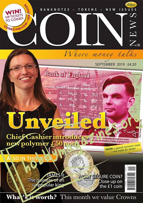 Coin News - September 2019