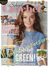 Simply Crochet Issue 88, 2019