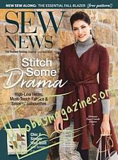 Sew News - October/November 2019