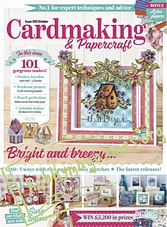 Cardmaking & Papercraft - October 2019
