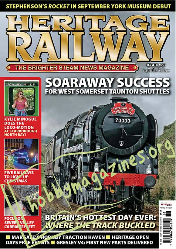 Heritage Railway 30 August 2019