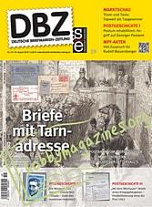 Deutsche Briefmarken-Zeitung 2019-19