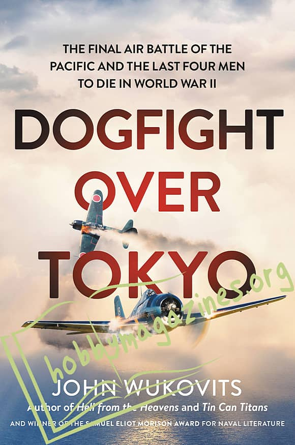Dogfight over Tokyo (ePub)