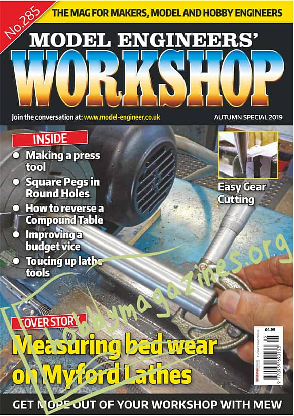 Model Engineer's Workshop 285 - Autumn Special 2019