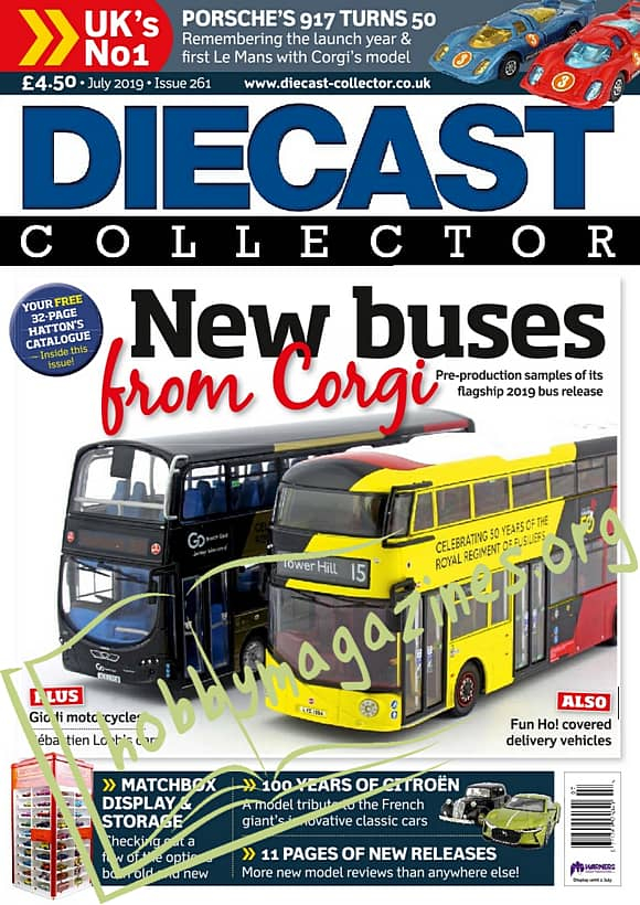 Diecast Collector - July 2019