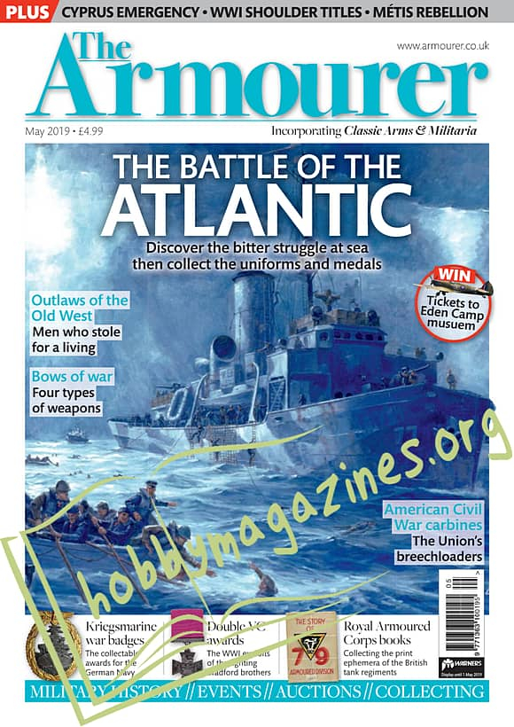 The Armourer May 2019