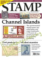 Stamp Magazine  - October 2019