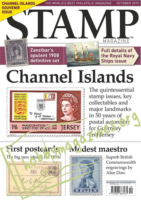 Stamp Magazine  - October 2019