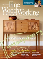 Fine WoodWorking  - October 2019