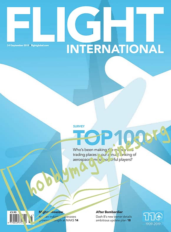 Flight International - 3-9 September 2019