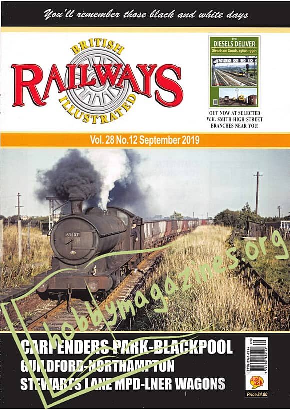 British Railway Illustrated - September 2019