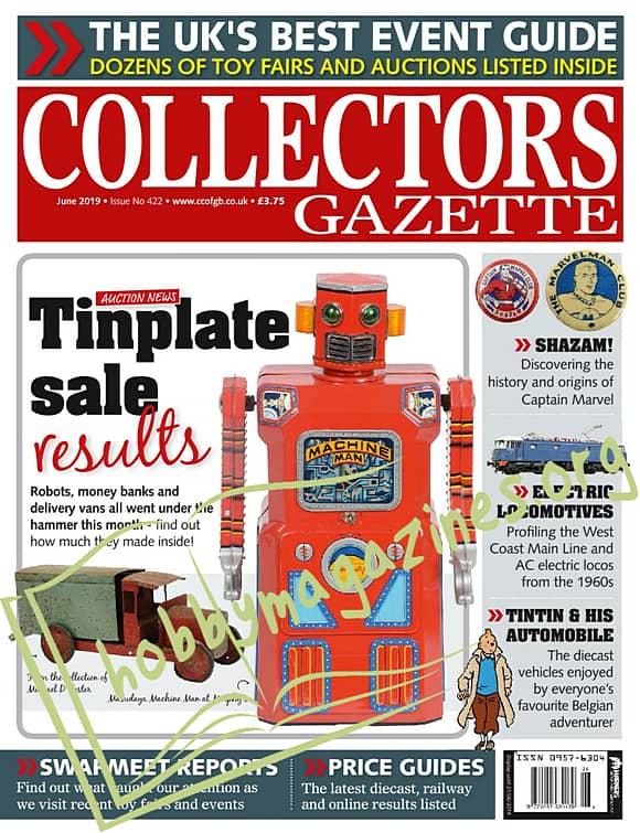 Collectors Gazette - June 2019