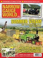 Narrow Gauge World September 2019