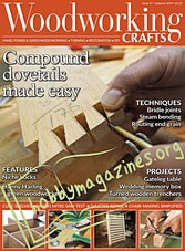 Woodworking Crafts 57 -  Autumn 2019