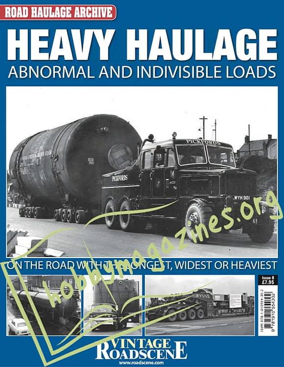 Road Haulage Archive No. 8 Heavy Haulage