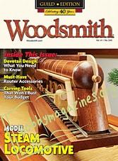 Woodsmith – October/November 2019