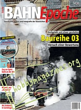 Bahn Epoche - Herbst 2019