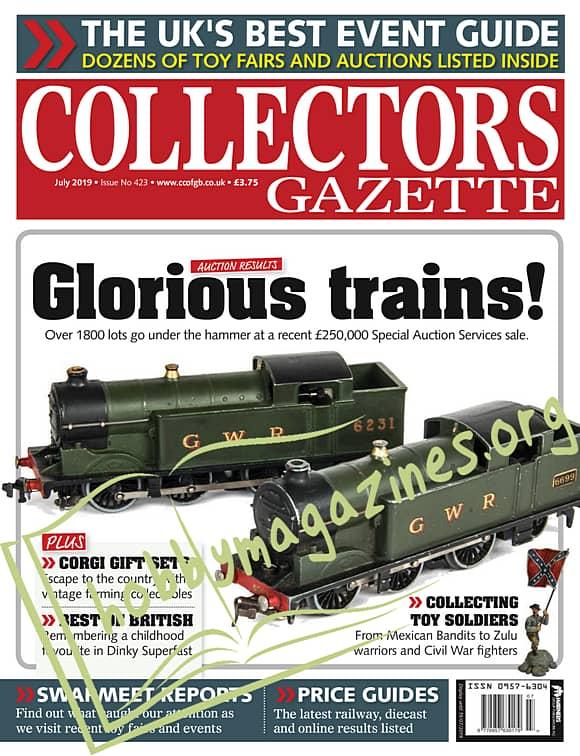 Collectors Gazette July 2019
