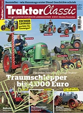 Traktor Classic – Oktober/November 2019