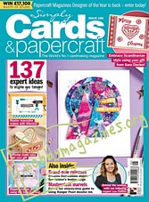 Simply Cards & Papercraft Issue 196