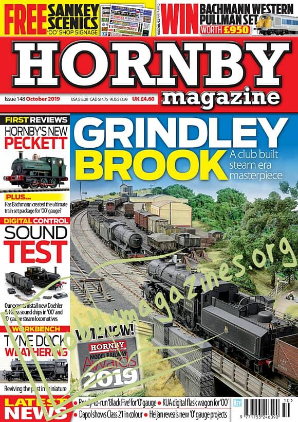 Hornby Magazine October 2019