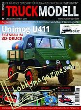 Truckmodell - Oktober/November 2019